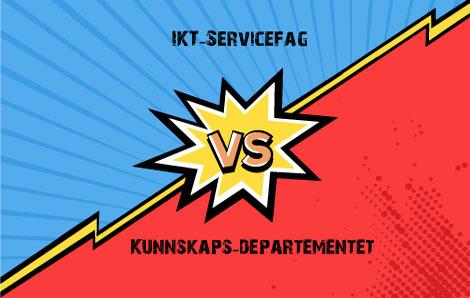 Høring om IKT-Servicefag